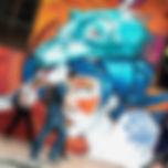 abenteuer und reisen bogota graffiti