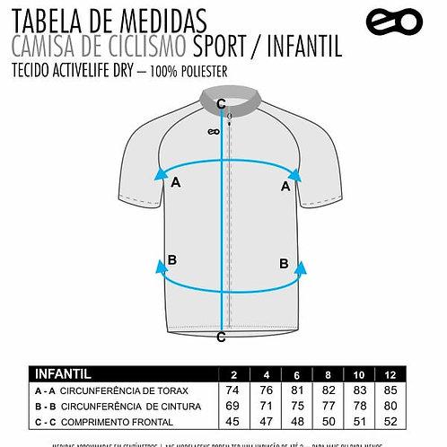 Camisa INFANTIL Fire2021