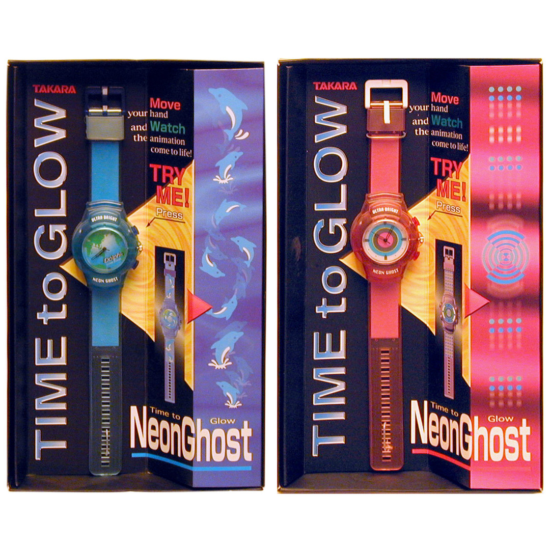 Neon Ghost