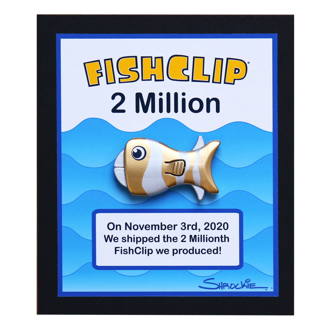 FishClip 2 Million