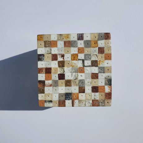 Replica of Piet Hein Eek 'Waste Waste' table