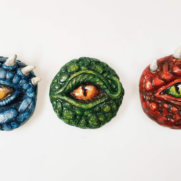 A Series of Dragon Eyes