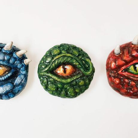 A Series of Dragon Eyes