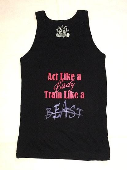 Ladies Beast Tank