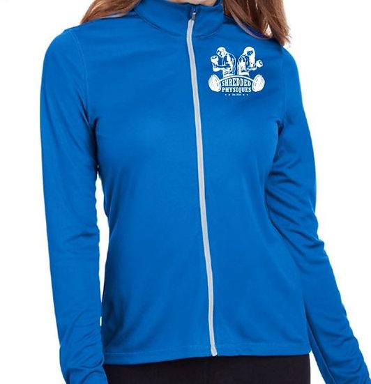 Ladies Puma Full-Zip Sweatshirt
