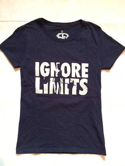Ladies Ignore Limits Tee