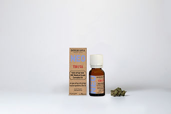 Intelicanna - RONEN MANGAN-10420 oil cop