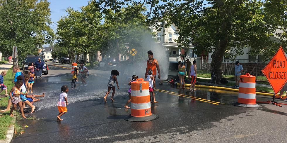 Millville Play Streets 2020