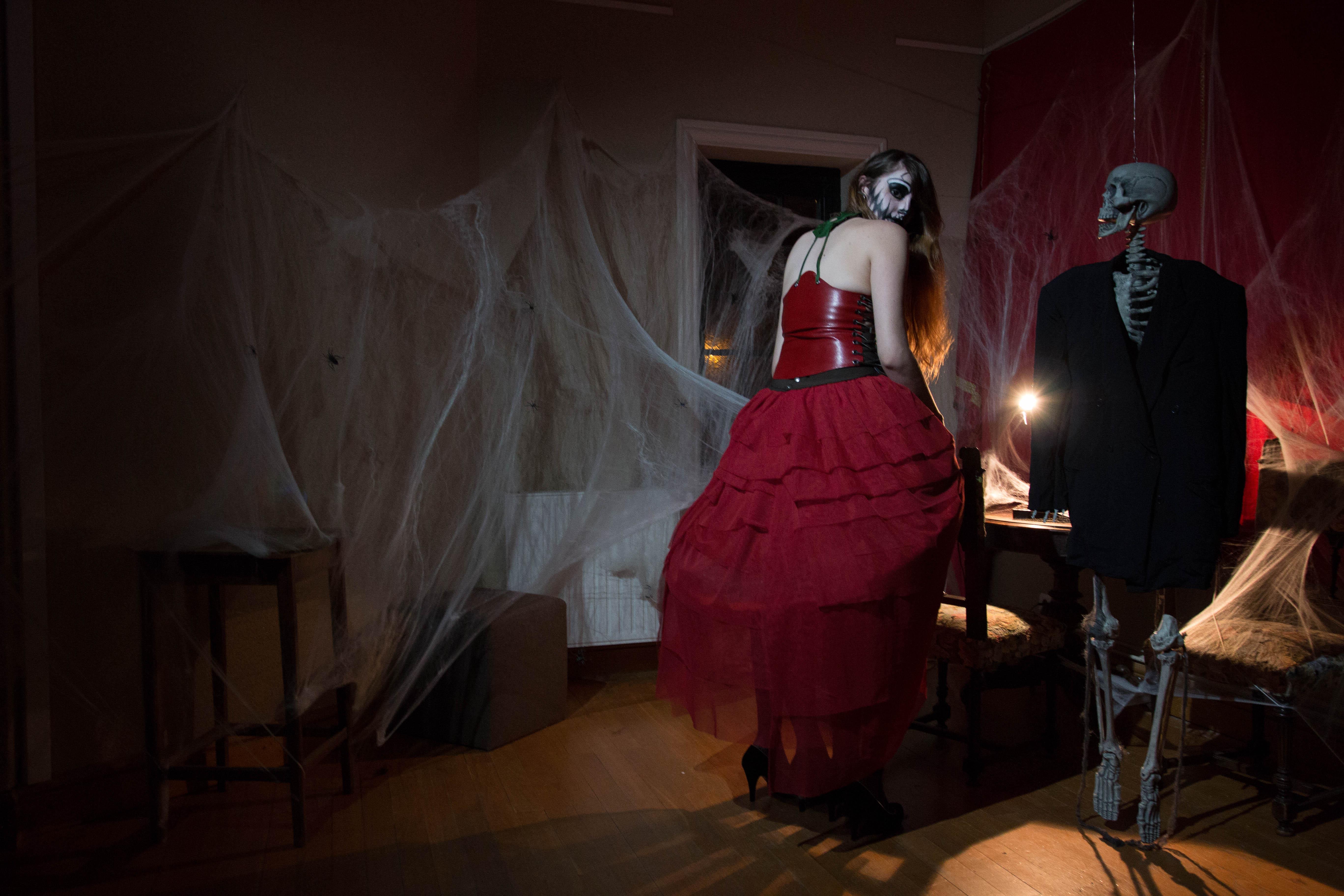 Visite Halloween 2015