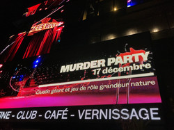Murder party by La Horde du Poulpe