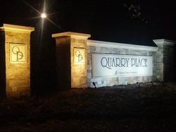 Quarry Place main entry