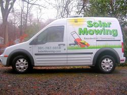 Solar Mowing