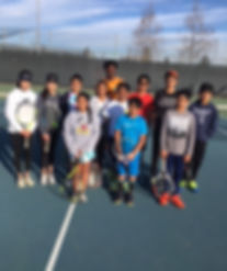 Summer Tennis camp in Sunnyvale CA