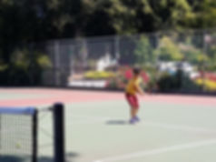 Kids tennis class lesson in San Jose CA