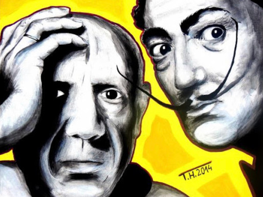 Դալիի և Պիկասոյի 300 ստեղծագործություն մարտի 7-ից ապրիլի 26-ը գալիս են Երևան