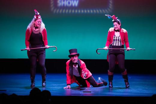 December 2018 - Cirque du Fabuleux