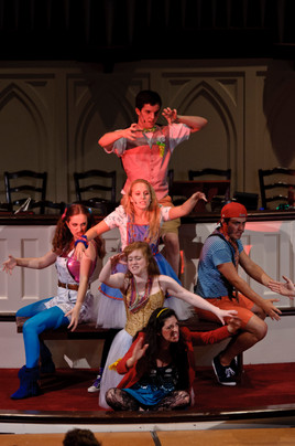 July 2013 - Godspell