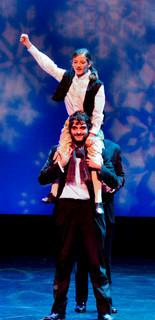 December 2014 - A Spectacular Christmas Carol