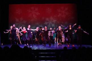 December 2015 - A Spectacular Christmas Carol, Revival