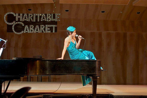 May 2011 - The Charitable Cabaret