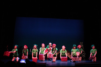 December 2013 - The Holiday Spectacular Spectacular Spectacular!