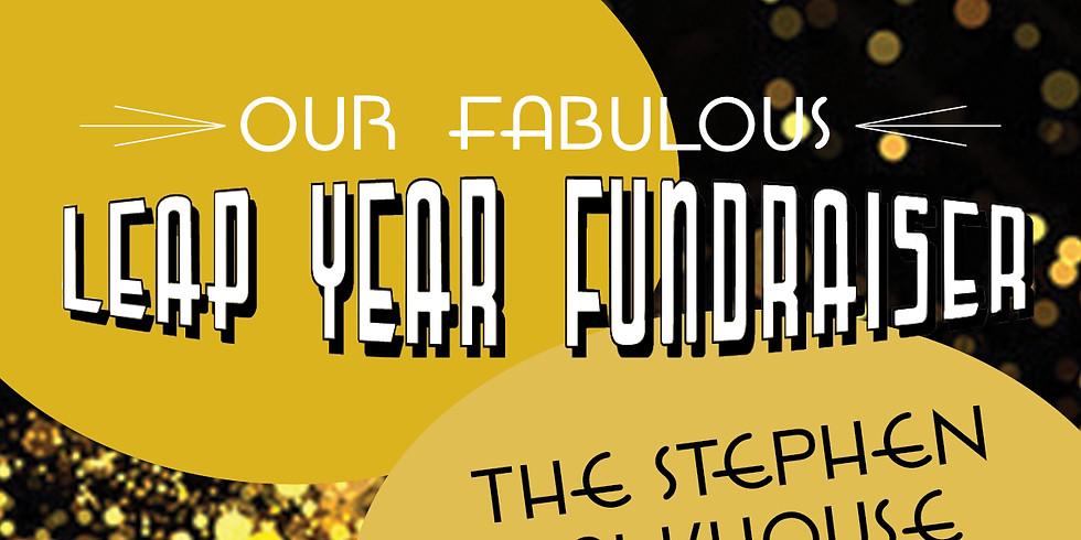 Leap Year Fundraiser!