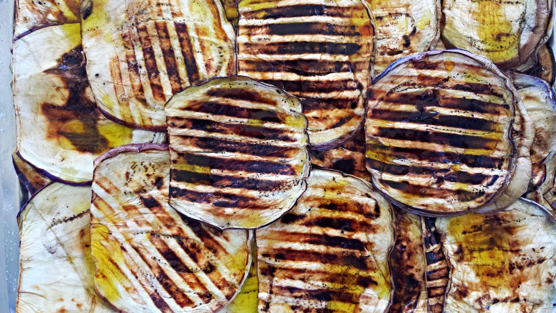 Melanzane grigliate alla sicilana