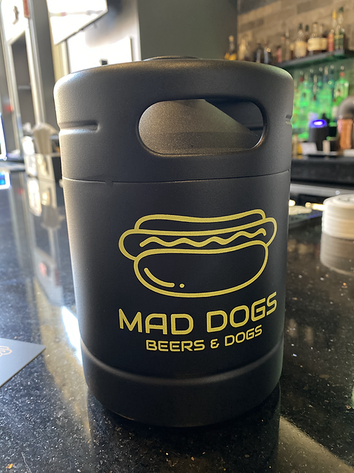 Mad Dogs Growler 64oz