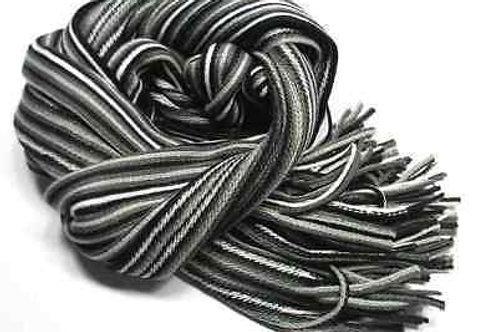 Sciarpe rigate jersey lana assortite 30x180 Harris McKenzie