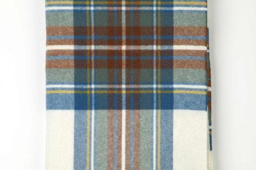 Plaid scozzesi lambswool 130x180 Balmoral