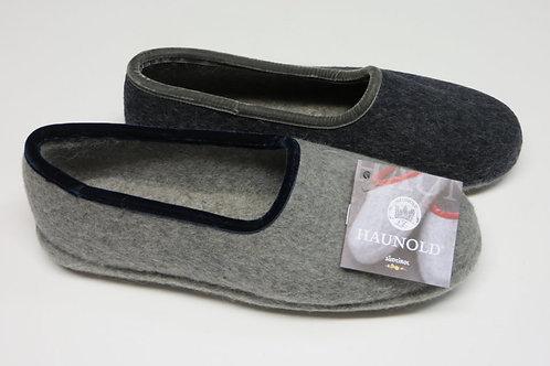 Pantofola feltro lana Haunold
