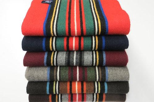 Sciarpe tartan rigate jersey lana 30x1200 Eagle Products