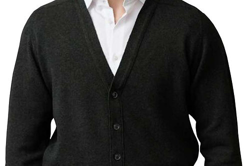 Cardigan William Lockie uomo geelong lambswool1
