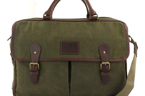 Cartella British Bag Company canvas impermeabile 1