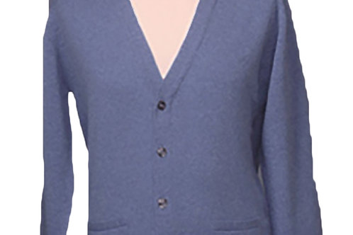 Cardigan William Lockie donna geelong lambswool2