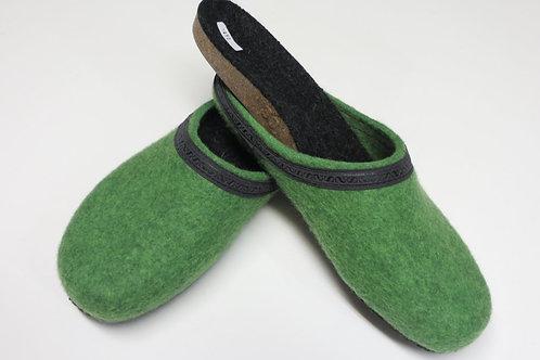 Pantofola Stegmann con plantare interno feltro lana