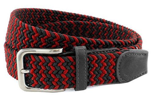 Cintura elastica bicolore