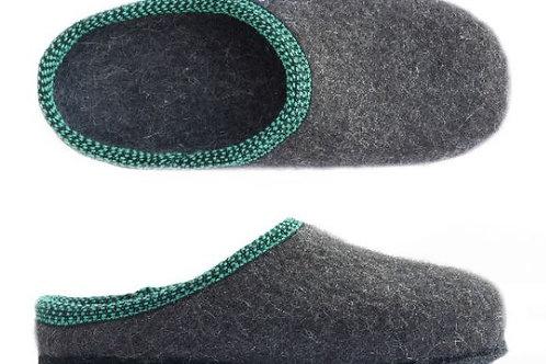 Pantofola Stegmann lana-pelo di maiale