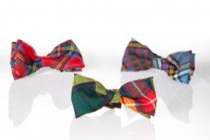 Papillon scozzesi in lana da bambino