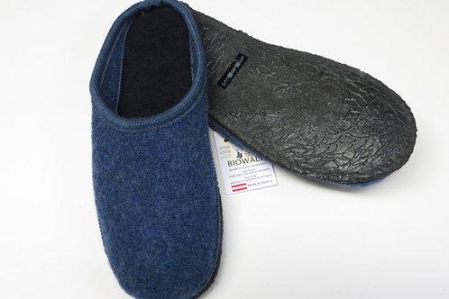 Pantofola Kitz Pichler antiscivolo lana bouclè