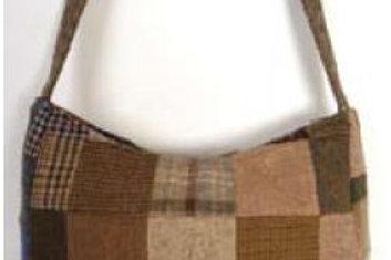 Borsa lana patchwork Tirconeill Hanna Hats