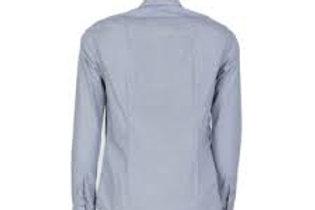 Camicia unita Viyella cotone-lana