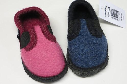 Pantofola bimba-bimbo Kitz Pichler lana 22-34