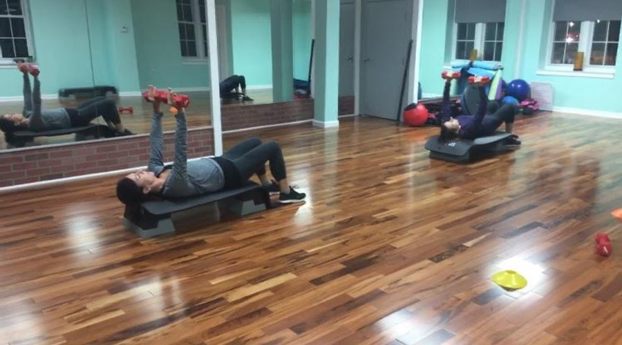 personal training, partner training, newtown square, exercise