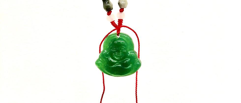Small Buddha necklace