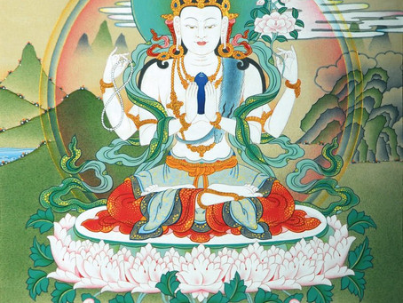 Avalokiteshvara - Chenrezig