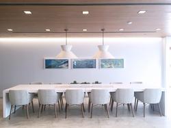 Interior Table Display
