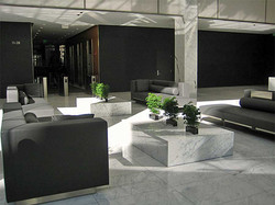 Interior Table Displays