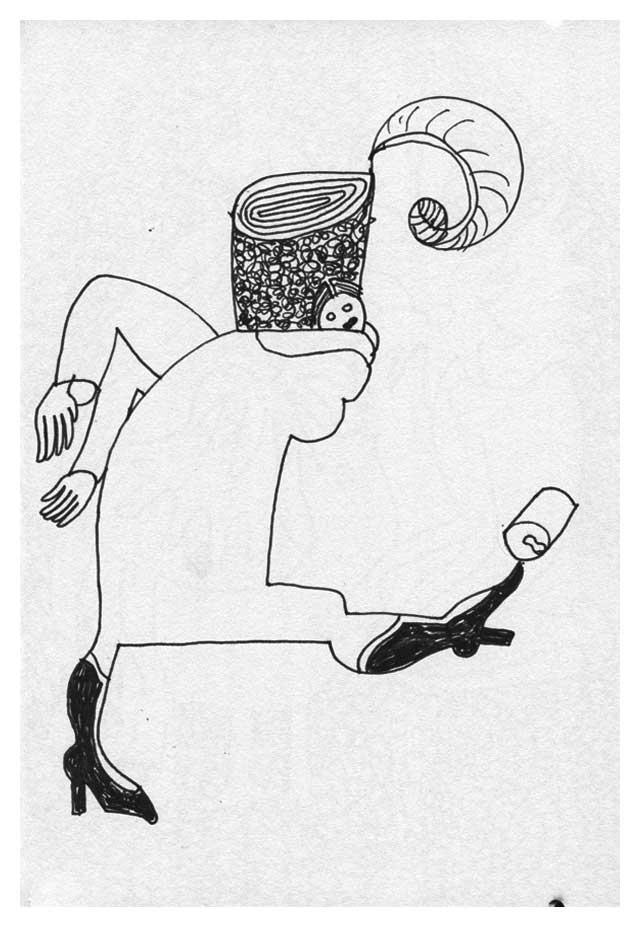 Der moderne Hut