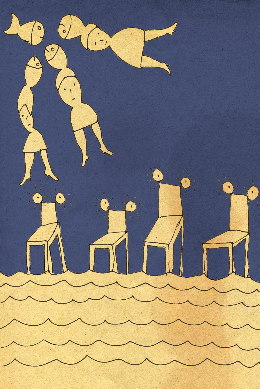 Dein Stuhl bleibt frei